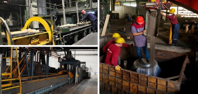 Endüstriyel Ürünlerde Döküm Ve Kalıplama Yöntemleri