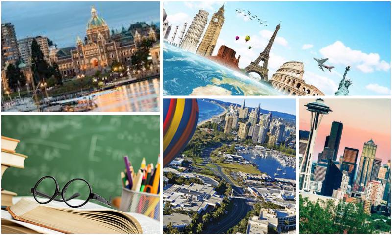 Kanada' da Dil Eğitimi Almak