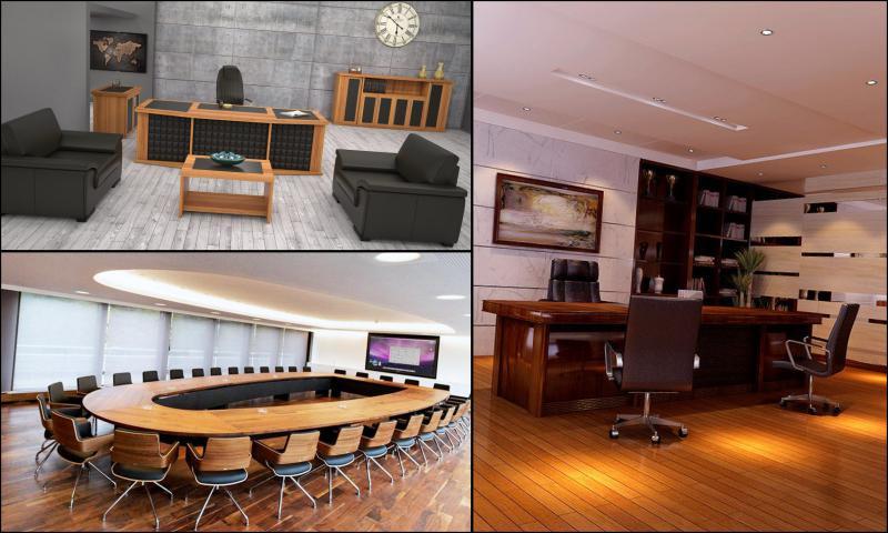 Ofis Dekorasyonunda Mobilyanın Önemi