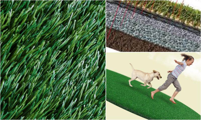 Sentetik (Suni) Çim Halı Kullanımında Dikkat Edilecek Noktalar