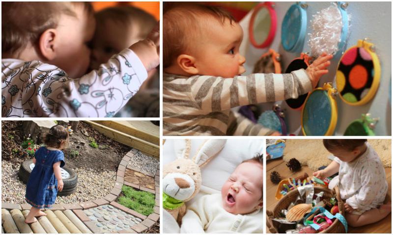 Bebeklerin Oyun Anlayışı Nasıl Gelişir?