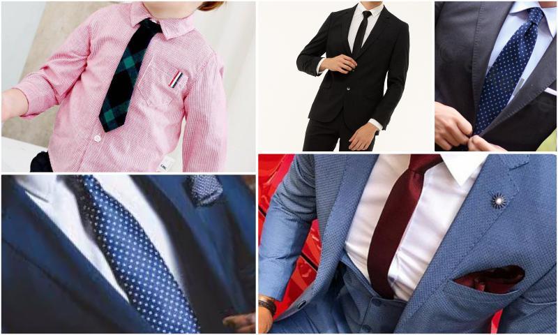 Erkek Giyimin Püf Noktası Kravat