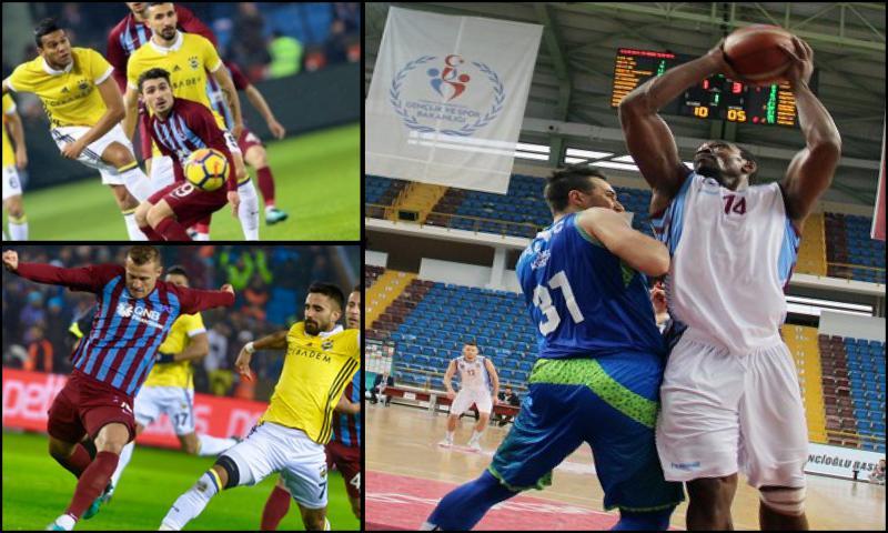 Uluslarası Arenada Trabzonspor