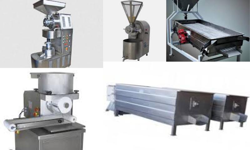Susam Kavurma Makinelerinin Özellikleri