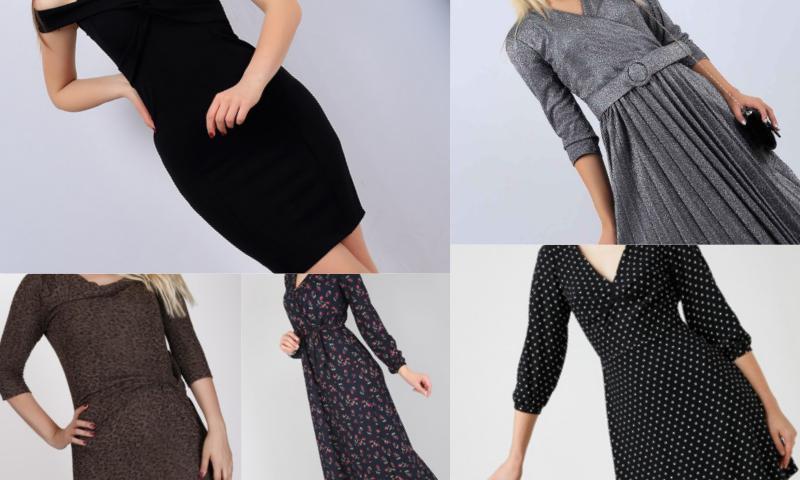 Bayanlar için Elbisenin Yeri