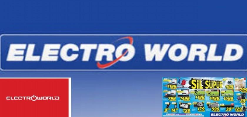 Electro World İle Teknoloji Ayağınızın Altında