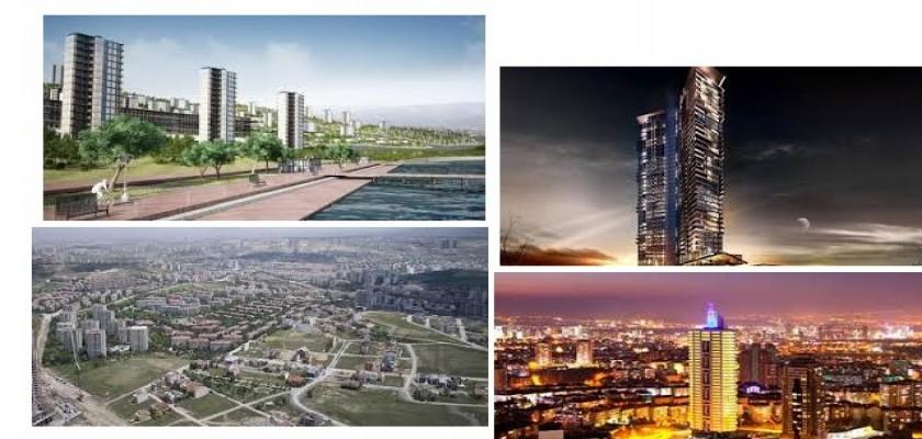 Ankara'nın Emlak Sektöründe En Değerli Yerler