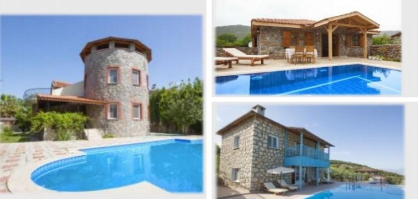 Fethiye'de Villa Kiralayarak Özel Bir Tatil Yapabilirsiniz