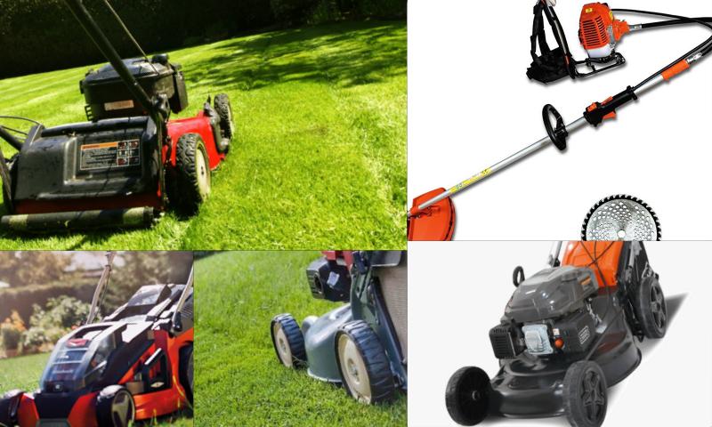 Çim Biçme Makinası Seçimi Hakkında Tüyolar
