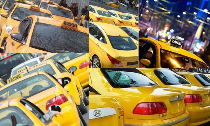 Taksi Plakası Kiralama İşlemleri