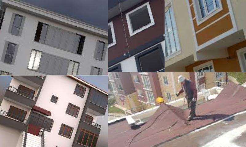 Çatı Onarımı Nasıl Yapılır