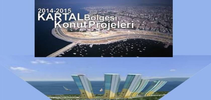 Kartal'da Denize Karşı Konut Projesi