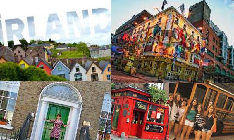 Dil Öğrenirken Çalışmak İstiyorsanız İrlanda Dil Okullarını Tercih Edin