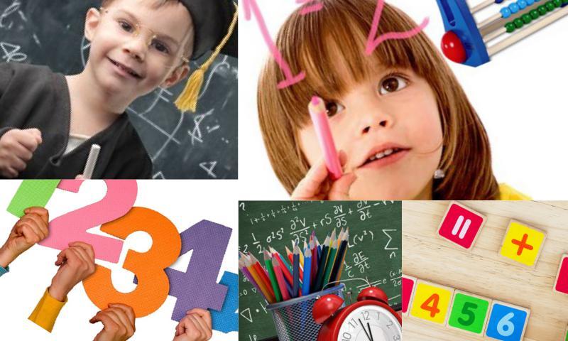 Çocuklara Matematiği Sevdirme Yöntemleri
