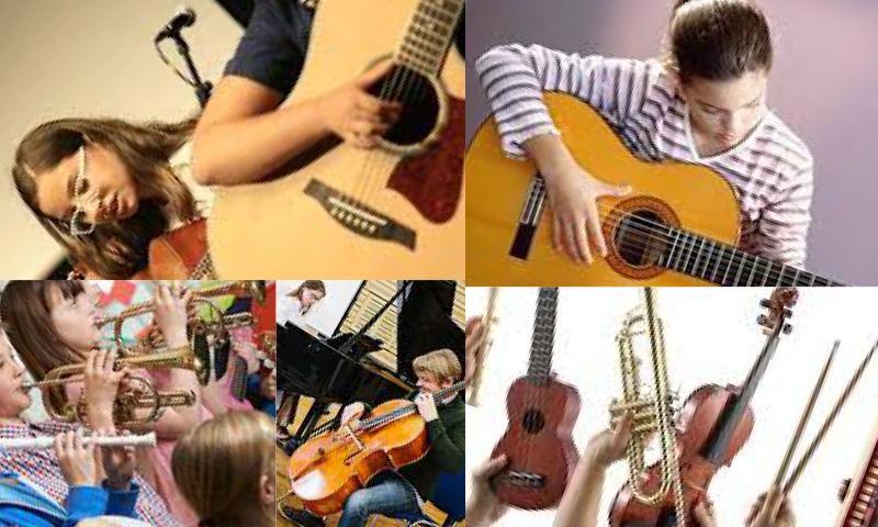 Müzik Kursları İle Müziği Keşfedin