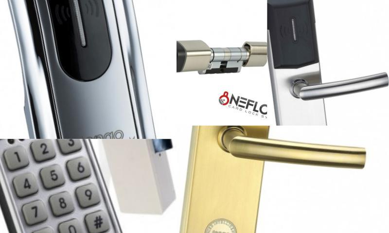 Elektronik Kapı Kilidi Modelleri