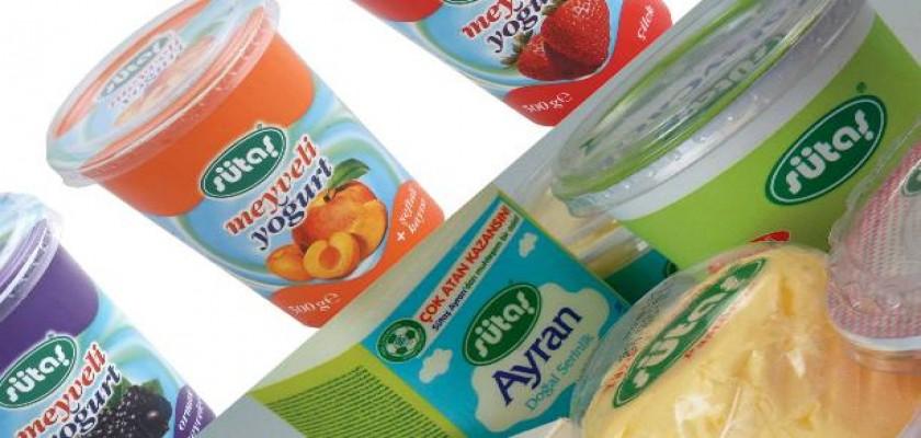 Kaliteli Sütaş Ürünleriyle Kaliteli Hayat