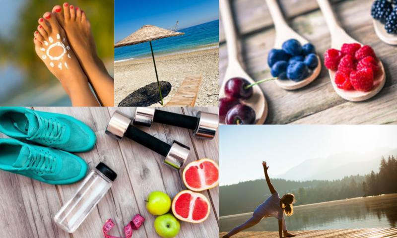 Tatilde Formda Kalmanın Sırları