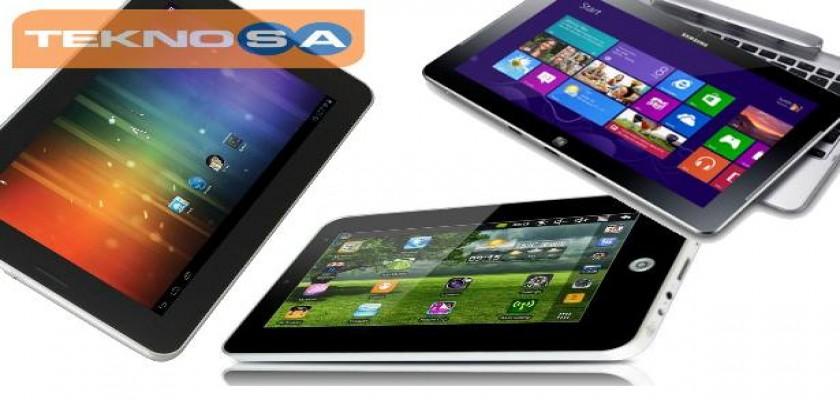 Teknosa Yeni Bilgisayar ve Tablet Modelleri