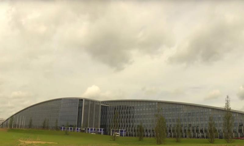 Aygün Alüminyum'un Başarıyla Teslim Ettiği Yeni NATO Karargâhı Projesi