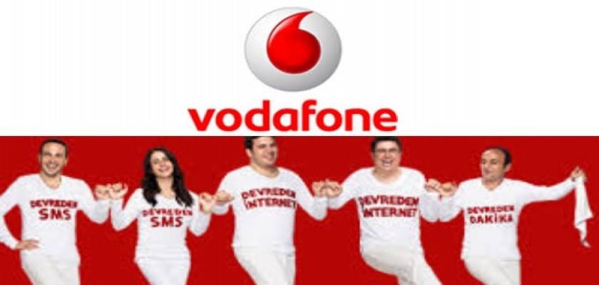 Vodofone'dan Yepyeni Bir Kampanya